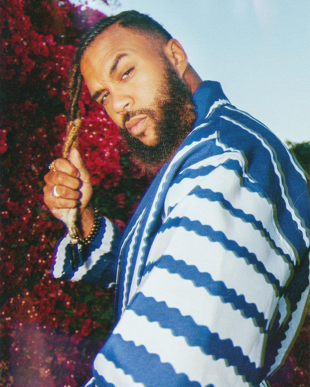 You are truly self-motivated - Jidenna pens down sweet Mother's Day message to his mom