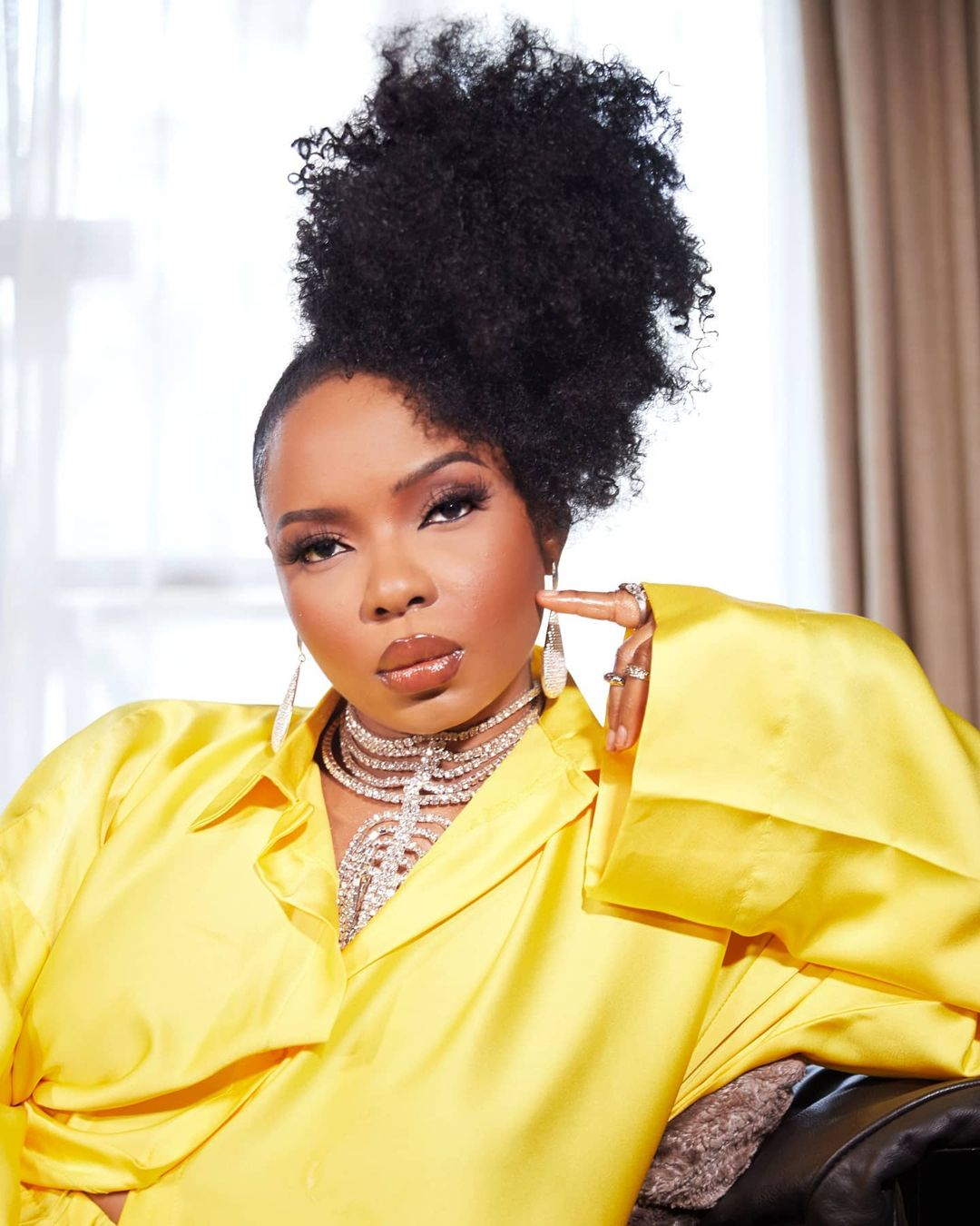 You're making this country unbearable to live in - Singer, Yemi Alade tackles CBN