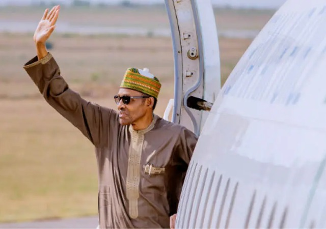 Buhari leaves To UK For Medical Check-Up