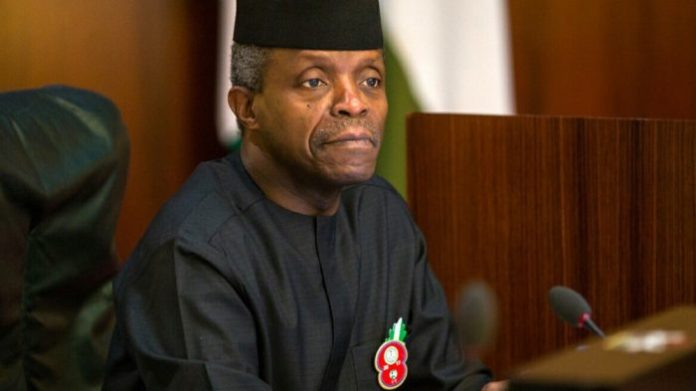 2018 Budget: VP Osinbajo's Kitchen to Spend N17m On Cutleries [Spoon, Knife, Others]