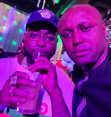 More Photos from Davido and Chioma's son, Ifeanyi's first birthday party