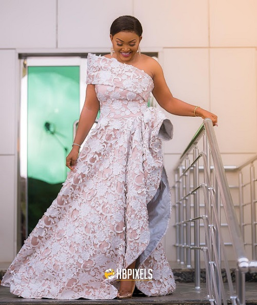 Mercy Aigbe All Smiles as She Releases Official Photos for Her 40th Birthday Party [Photos]