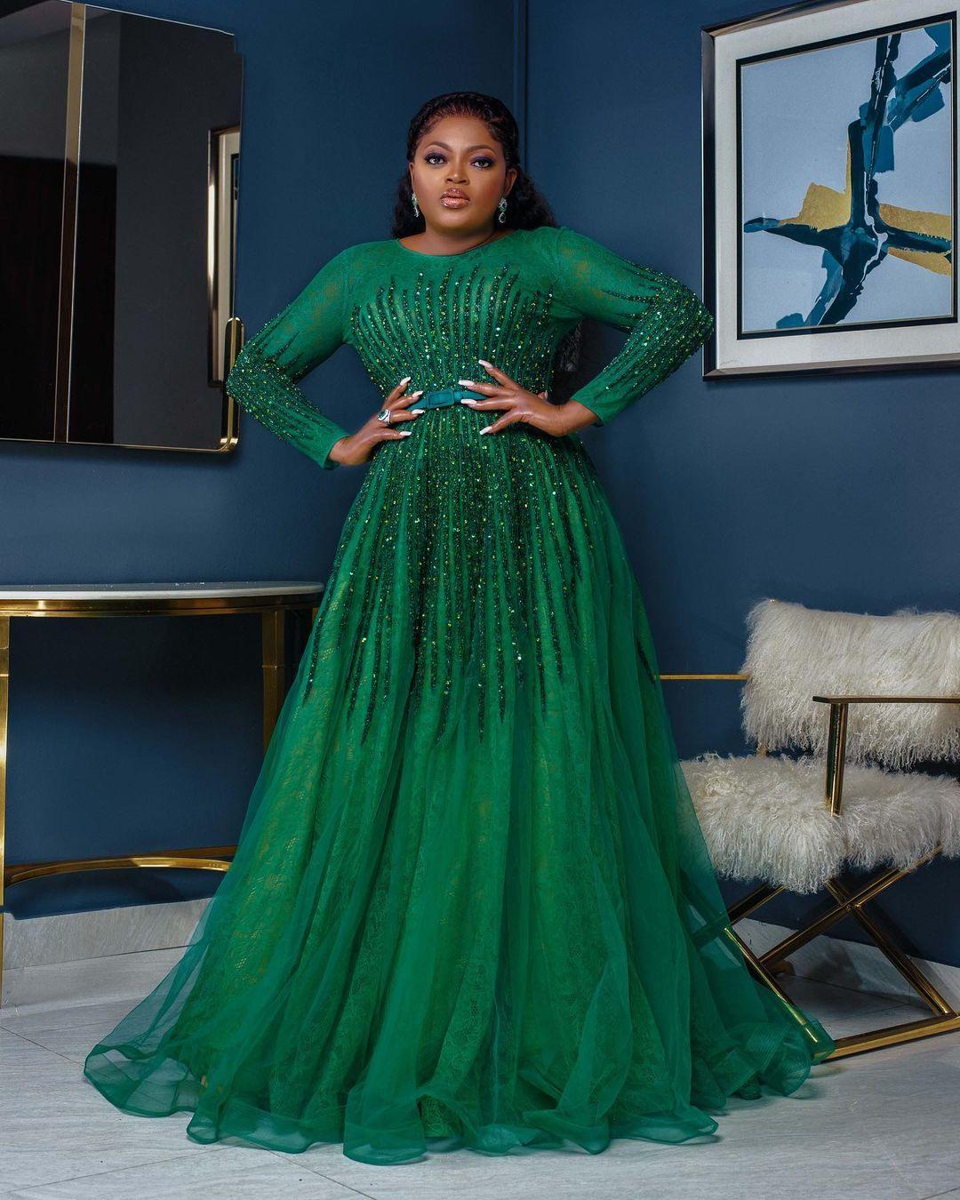 JJC Skillz Funke Akindele Hot Classy Wife