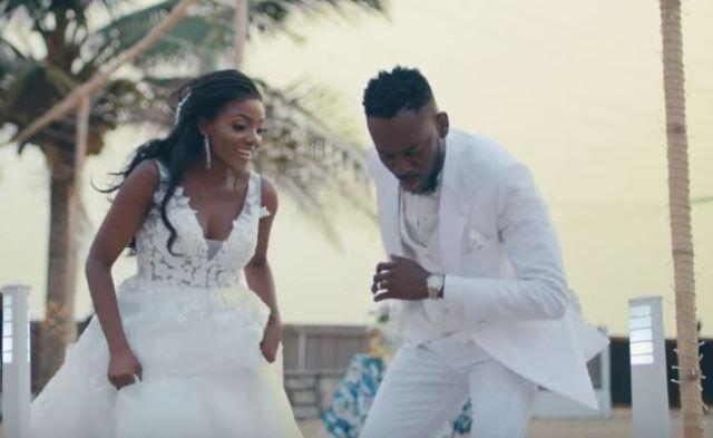 Finally, Wedding Video of Adekunle Gold and Simi Released