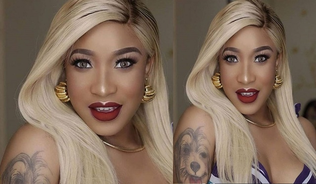 Tonto Dikeh: Encourages Women To Be Themselves