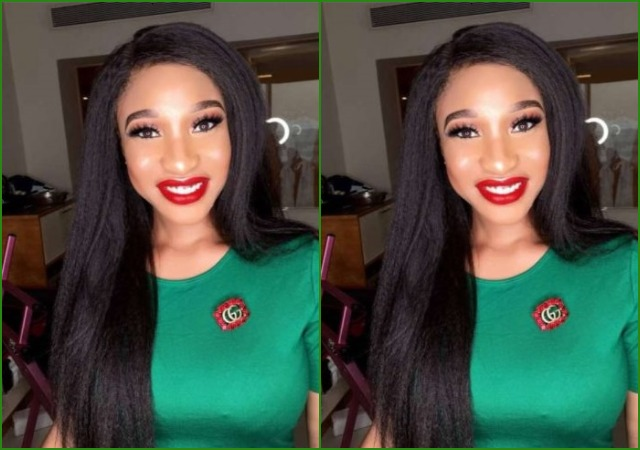Angry Tonto Dikeh Exposes the Fake Lifestyle of Some Celebrities