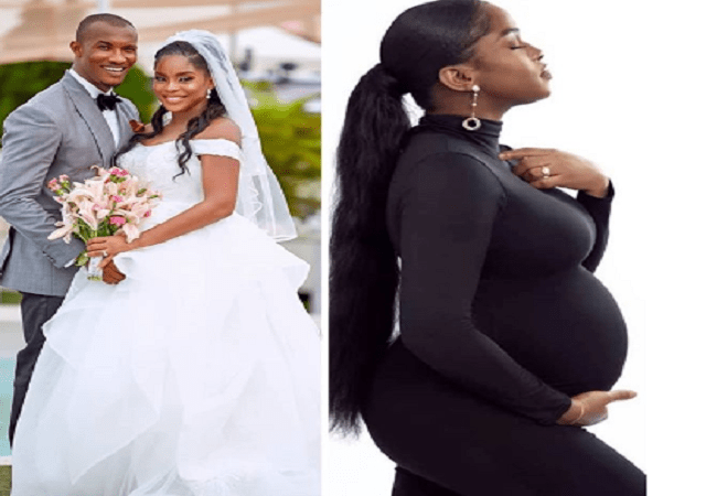 Tinsel Actor, Gideon Okeke and Wife Expecting a Baby