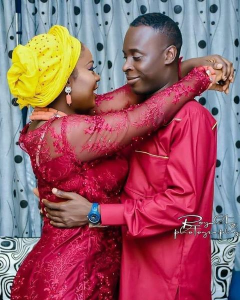 Motilola Adekunle marriage end