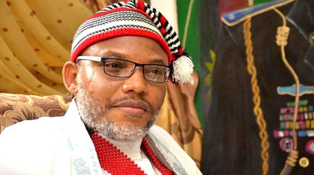BREAKING: Ipob Messiah, Nnamdi Kanu Arrested, Extradited To Nigeria