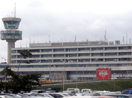 Serious Trouble and Panic Inside Murtala Muhammed Airport As Departure Hall Suddenly Begins To Vibrate [See Full Details]