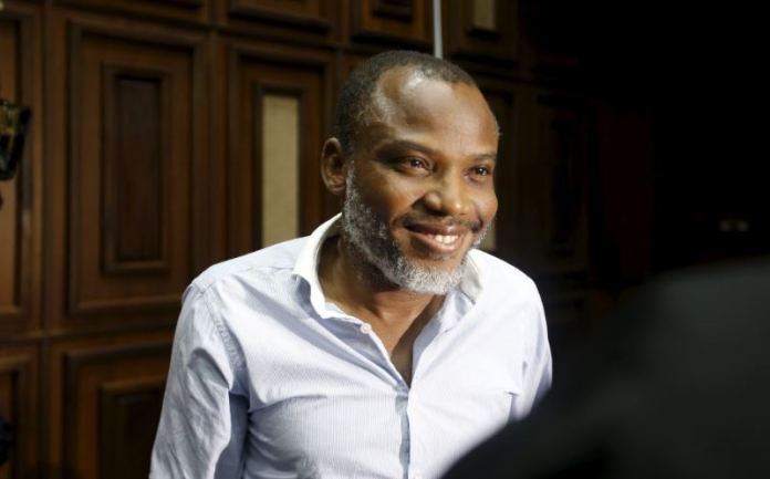 You Are Not Above The Law!!! Police Chief Declares In Anger, Reveals Deadly Plans To Re-Arrest Nnamdi Kanu Any Moment From Now