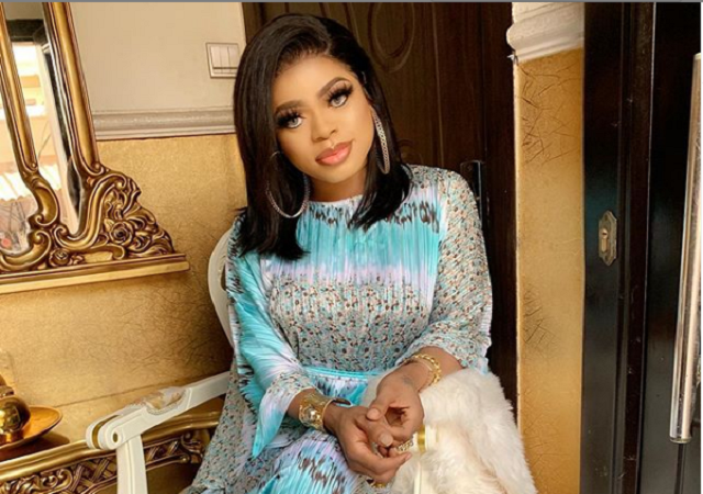 Reactions as Bobrisky Shows off His Bank Account Balance of More Than N1 Billion