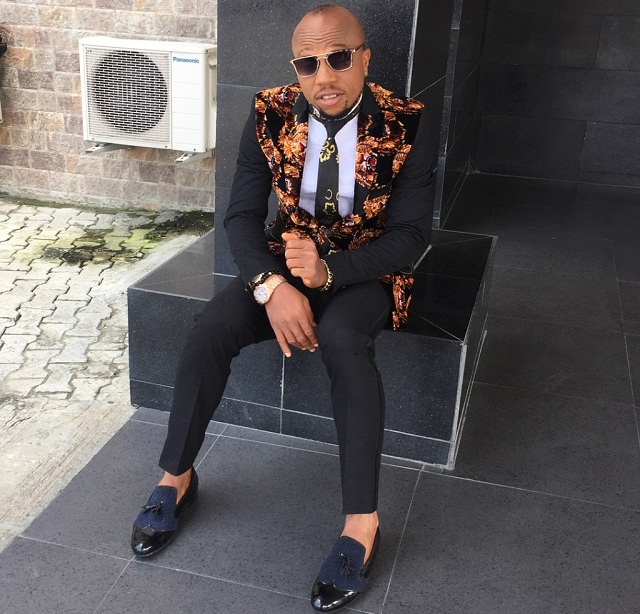 Charles Okocha A.K.A Igwe Tupac, Says He's Ready to Get Married but on One Condition!