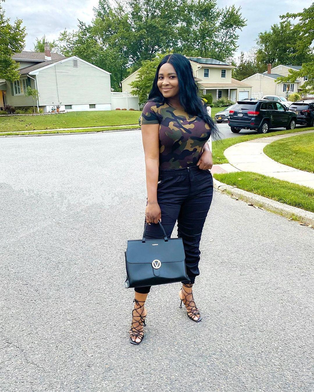 Social Media Troll Sonia Ogiri Car 3 seven months