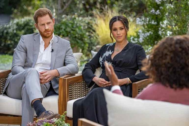 Meghan Markel's Racism Allegation: Buckingham Palace Reacts, Issues a Strong Statement