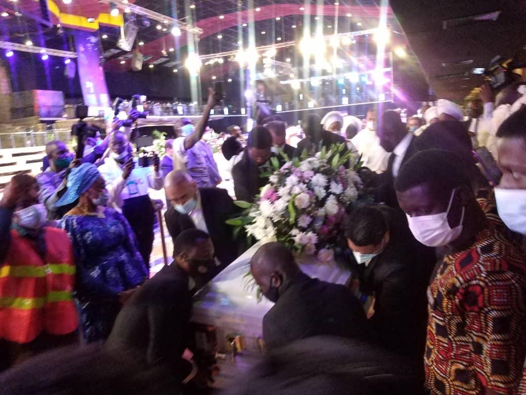 tb joshua pastor burial