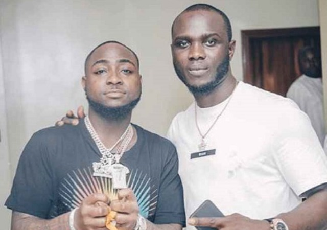 Davido's Associate, Obama DMW Cries out over Father's Death
