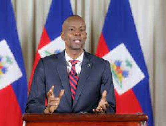 Haiti President Assassinated In His Home