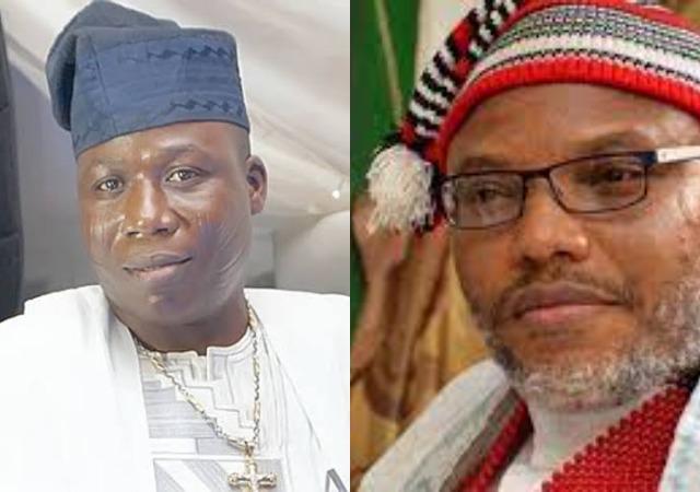 Don't Compare Sunday Igboho's To Nmandi Kanu— Guru Maharaj