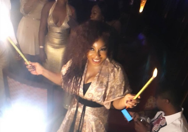 More Photos from Rita Dominic's 44th Birthday Party in Lagos